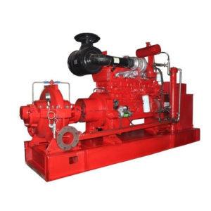 Diesel Standby Pump