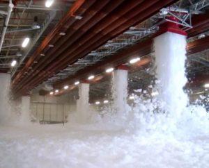 foam-flooding